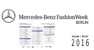 Schauenplan Mercedes-Benz Fashion Week AW 2016 2017-mbfw-fw-16