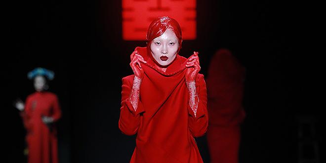 Shuguang Hu-Mercedes Benz- China Fashion Week 2016