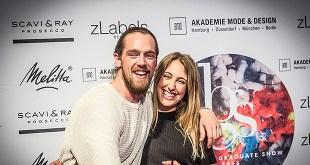 Maximilian Huber- Nina Körle AMD-München-Best-Graduade-2016