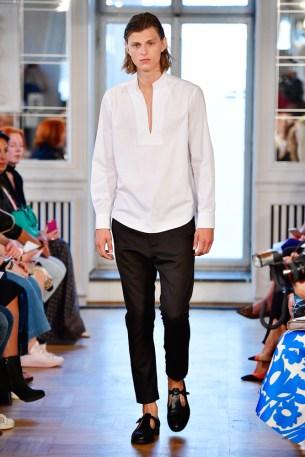 Rene Storck Show - Mercedes-Benz Fashion Week Berlin Spring/Summer 2017