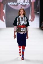 Wataru Tominaga Presented By Mercedes-Benz & Elle Show - Mercedes-Benz Fashion Week Berlin Spring/Summer 2017