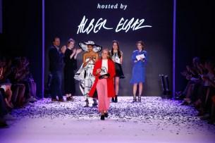 'Designer for Tomorrow' hosted by Alber Elbaz Award Show - Mercedes-Benz Fashion Week Berlin Spring/Summer 2017