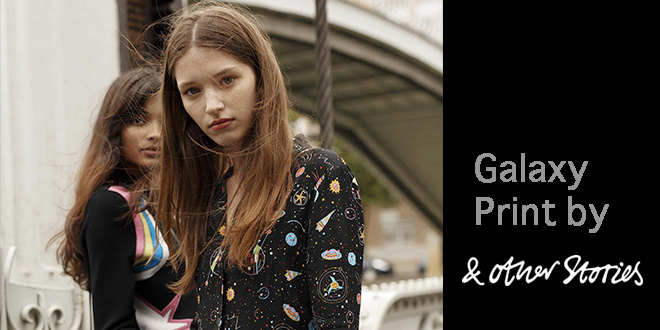 Galaxy Print & other stories