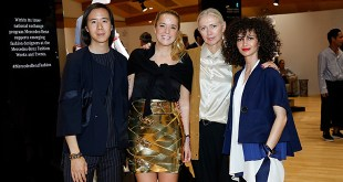 Milan Fashion Week: Fashion Council Germany