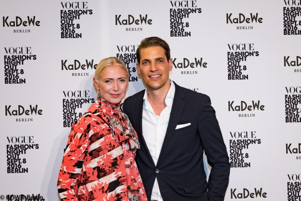 Vogue Fashion's Night Out Berlin 2016