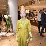 Britt Kanja Vogue Fashion's Night Out 2016 Berlin