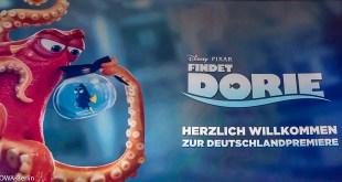 FINDET DORIE - Deutschlandpremiere-zoopalast-berlin-2016