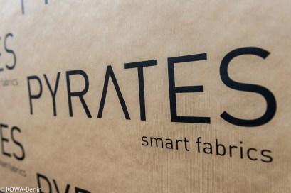 PYRATES Smart Fabrics