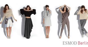 ESMOD Berlin Modedesign Stipendium 2017