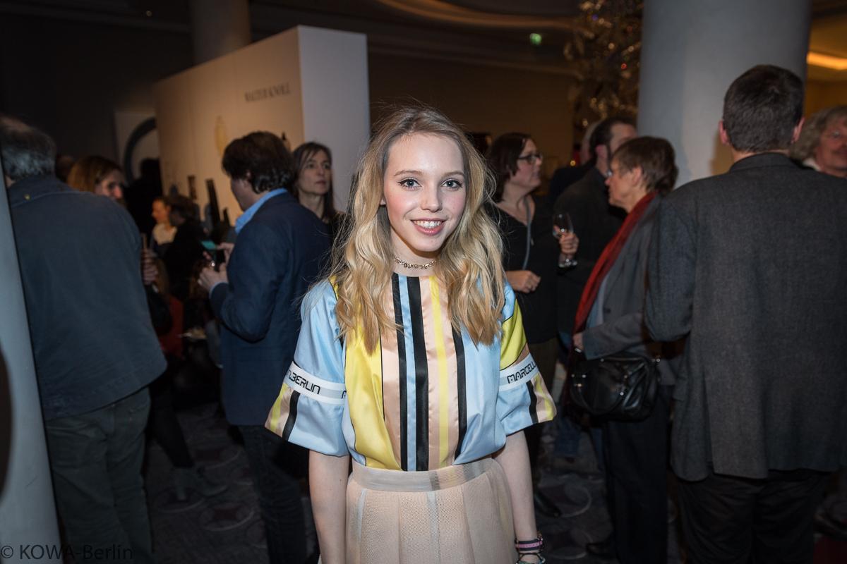 Lina Larissa Strahl Medienboard Empfang 2017 - Berlinale 2017