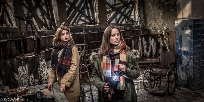 HEILSTÄTTEN - Horror aus Germany Lisa Marie Koroll