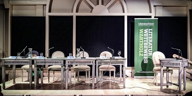 10. Literaturwettbewerb Wartholz 2017