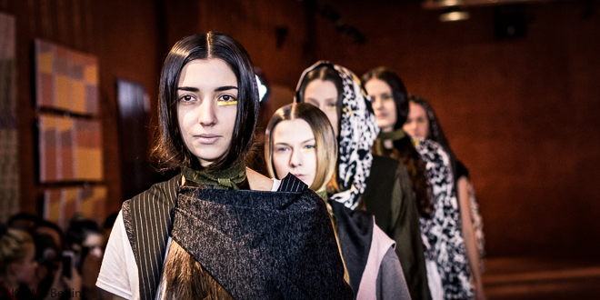 Kateryna Karol AW 17 - LVIV Fashion Week 2017