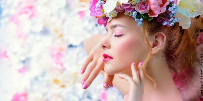 Frühling- die richtige Pflege für allergische und empfindliche Haut