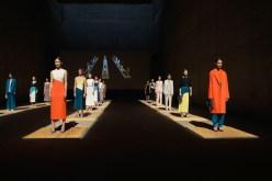 BOSS Womenswear Gallery Collection Presentation 2017-Mercedes-Benz-Fashion-Week-Berlin-SS-18-4