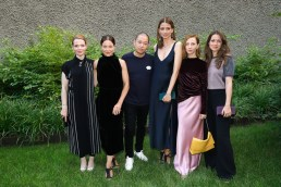 BOSS Womenswear Gallery Collection Presentation 2017