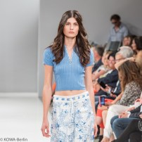 Romina Brennecke Sportalm Fashion Week