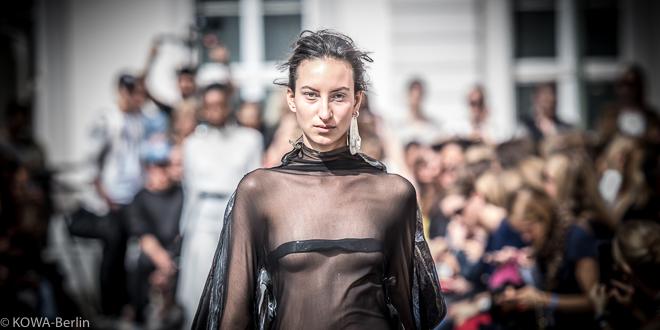 Vanessa Schindler Spring Summer 2018 MBFW Berlin