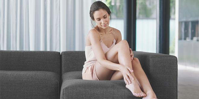 Braun Silk-épil 9 SkinSpa für glatte Beine