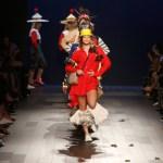 NYFW - Desigual Frühjahr/ Sommer 2018 Show von Jean-Paul Goude