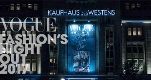 Impressionen VOGUE Fashion's Night Out Berlin 2017 - VFNO 2017