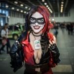 Sexy Girl German Comic Con Berlin 2017