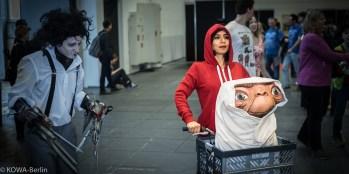 German Comic Con Berlin 2017
