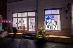 Zalon Pop-Up Store