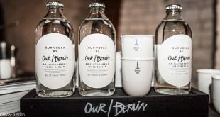 """""""handmade"""" von KPM Berlin und Our/Berlin Vodka 2017"""