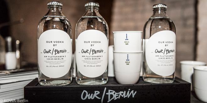 """""""handmade"""" von KPM Berlin und Our/Berlin Vodka: Eine edle Ode an die Hauptstadt"""