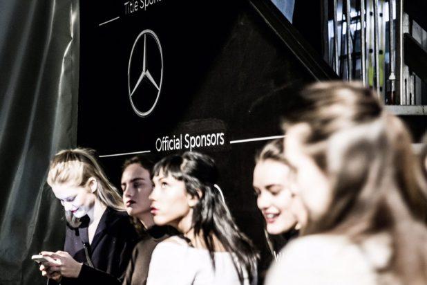 Mercedes-Benz und ELLE präsentieren Callisti - MBFW Berlin AW 18 19