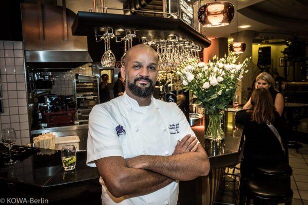 Sumosan Chef Bubker Belkhit