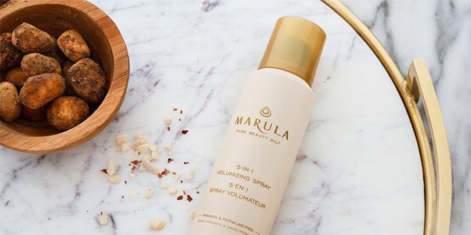 Marula Pure Beauty Oil  – hochwertige Haarpflegeprodukte