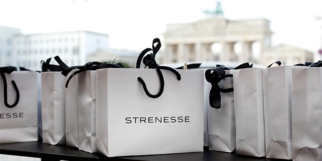 STRENESSE Herbst Winter 2018 MBFW Berlin