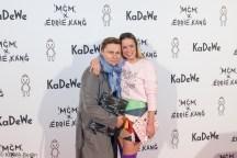 MCM x Eddie Kang Launch Event im KaDeWe
