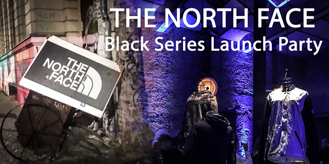 THE NORTH FACE-Black Series Launch Party 2018