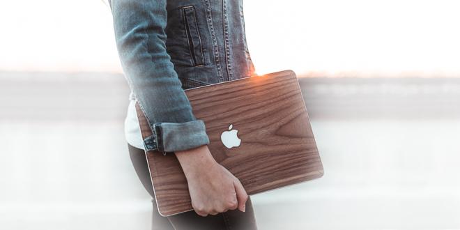 Woodcessories – hochwertige Holzaccessoires für Apple Produkte
