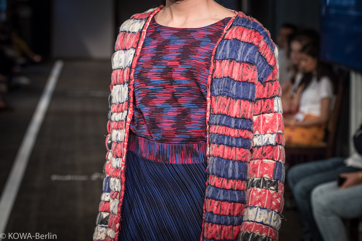 HTW Young Designer Show Awin Fashion & Lifestyle Day 2018
