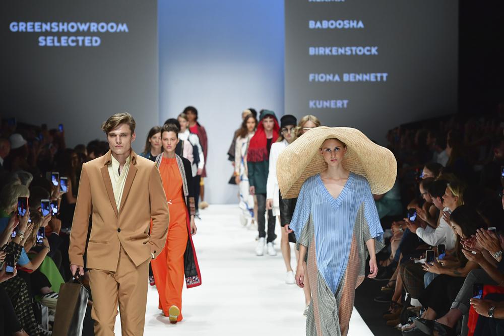 Greenshowroom Selected - Show - Berlin Fashion Week Spring/Summer 2019