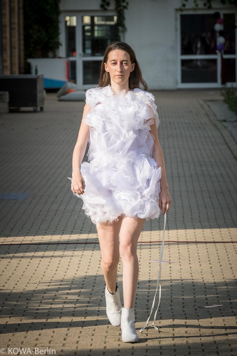 HTW Berlin Modenschau des 1. Semesters 2018