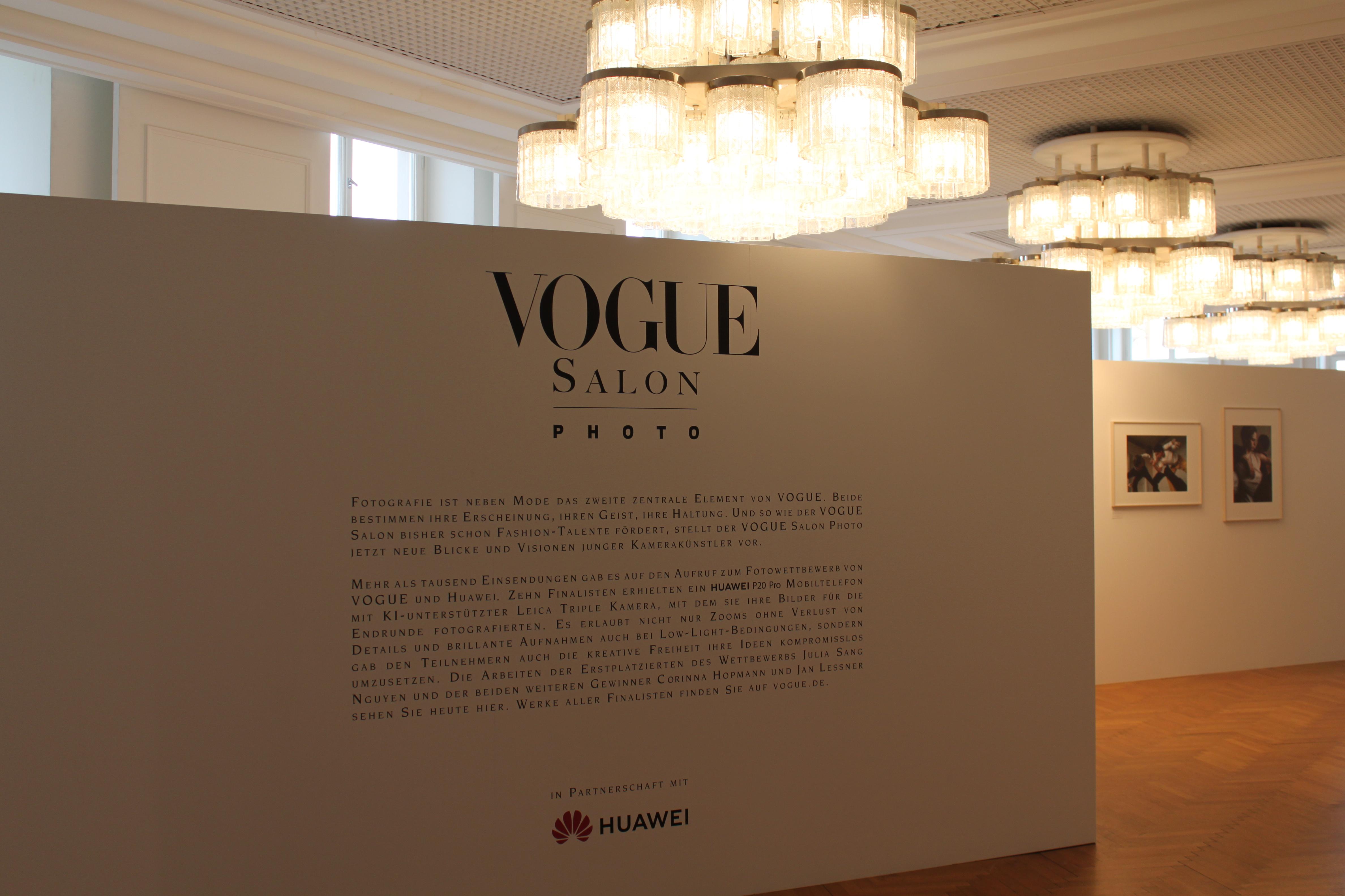 Vogue Salon x Swarovski Spring Summer 2019 MBFW