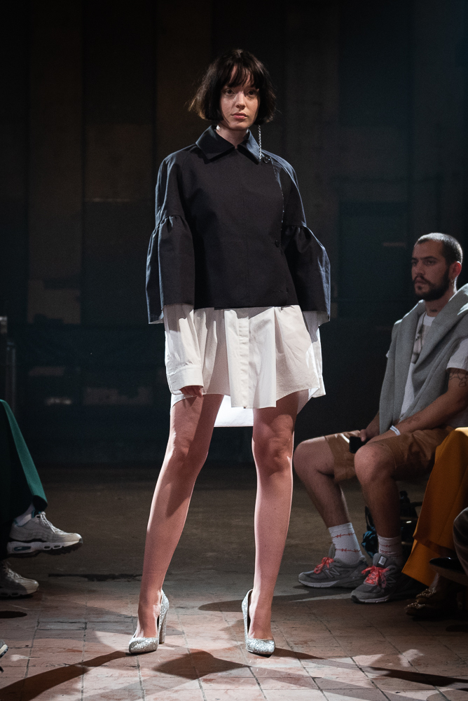 Lutz Huelle Spring Summer 2018 und Fall Winter 2018/19 MBFW Berlin