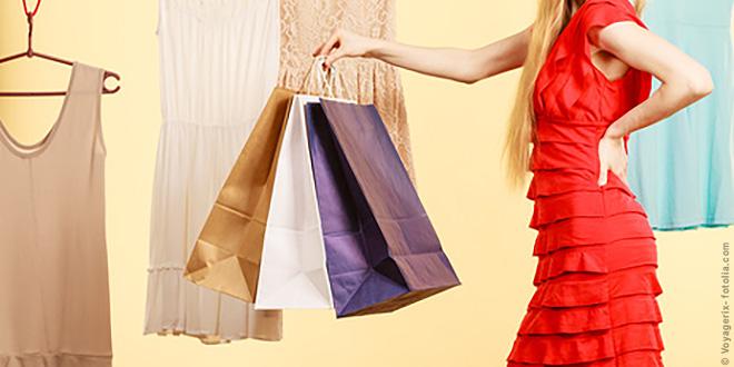 Kleider günstig kaufen – Die Herbst Winter Trends 2018 im Sale