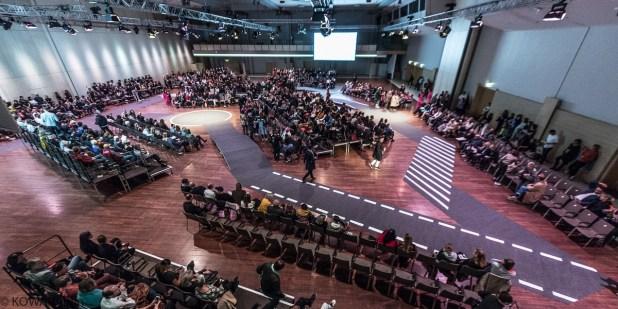 SCHAU18 - Modenschau der UdK Berlin 2018