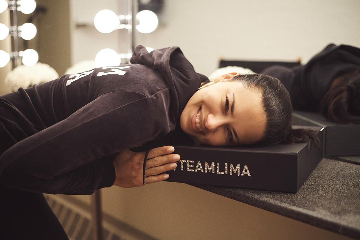 PUMA Partnerschaft mit ADRIANA LIMA