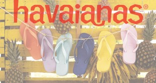 HAVAIANAS Spring/ Summer 2019 Kollektion