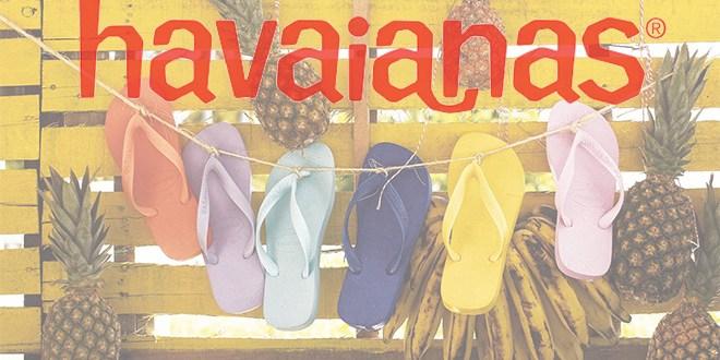 HAVAIANAS präsentiert Spring/ Summer 2019 Kollektion