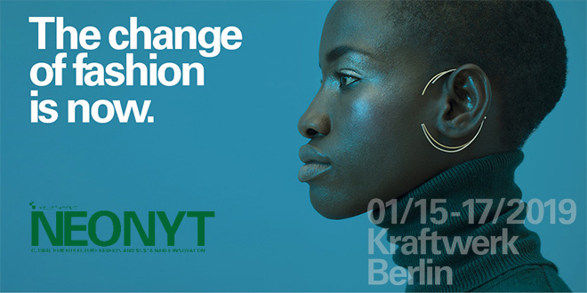 NEONYT 2019 Ethical Fashion Show Berlin Greenshowroom