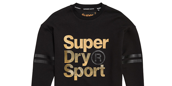 Superdry Sport Kollektion Herbst/ Winter 2018