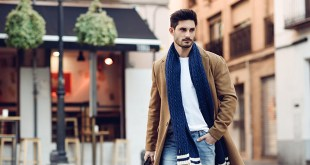 Winteraccessories 2018: So kombiniert Man(n) einen coolen Look